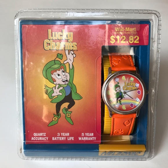 Vintage Lucky Charms Watch